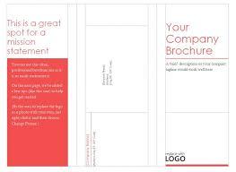 fold brochure template avery tri fold brochure template fieldstation co