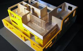 model house for project house interior