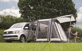 Kampa travel pod motion air xl driveaway awning 2018 camping