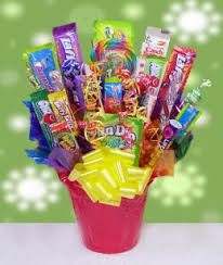 candy basket ideas candy bouquet gifts candy bouquet gift and basket ideas