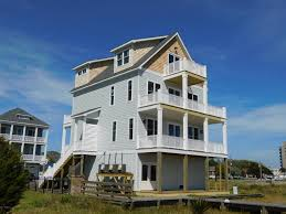 Beach Houses In Topsail Island Nc by North Carolina Waterfront Property In Jacksonville Topsail Island