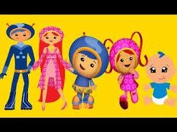 finger family team umizoomi nursery rhymes children finger