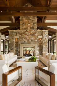 living room awesome luxury craftsman living room with beams main
