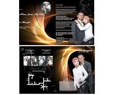 template undangan format cdr free template undangan pernikahan cdr bisa di edit guru corel