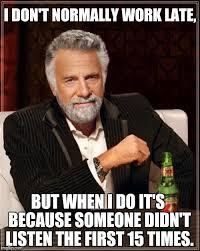 Work Memes - work smart not hard imgflip