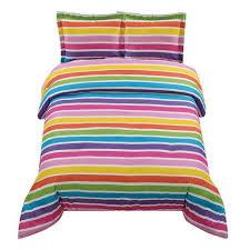 Rainbow Comforter Set 10 Best Queen Rainbow Bedding Images On Pinterest Girls Bedroom