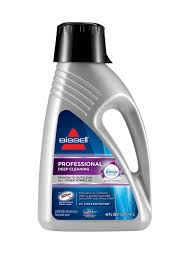 bissell professional deep cleaning with febreze formula bed