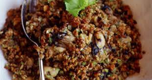 corn bread oyster dressing recipe saveur