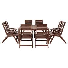 bench wood picnic table with detached benches ikea picnic bench