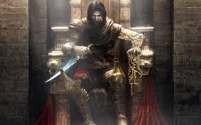 wallpaper dark prince games prince of persia the two thrones desktop wallpaper nr