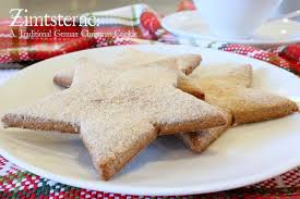 zimtsterne a traditional german holiday cookie gluten free paleo