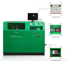 Injection Pump Test Bench 12psb Bfb Diesel Fuel Injection Pump Test Bench Examination And