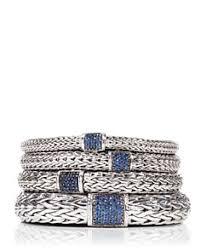 sterling silver bracelet with sapphire images Sapphire bracelets bloomingdale 39 s tif