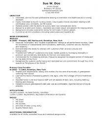 ex of nurse resume skills summary list nursing resume objectivesew grad sle clinical skills listed