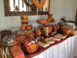 Candy Buffet Wedding Ideas by 46 Best Fall Thanksgiving Candy Buffets And Party Ideas Images On