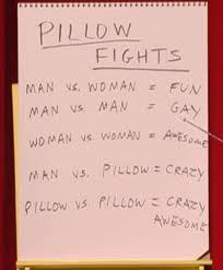 Pillow Fight Meme - demetri martin meme by thatasiannoob memedroid