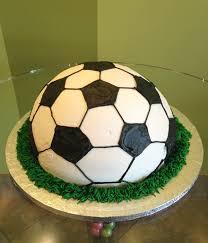 soccer cake soccer shaped cake girl cupcakes
