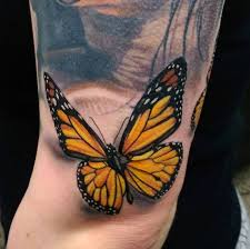 4 butterfly tattoos ideas