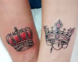 101 crown tattoo designs fit for royalty crown tattoo design