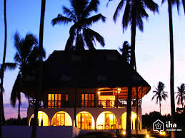 villa for rent in a private property in matemwe iha 71212