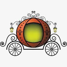 Pumpkin Carriage Cartoon Classic Pumpkin Carriage The Pumpkin Carriage Cinderella