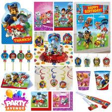 paw patrol pink party bags 8pk ebay