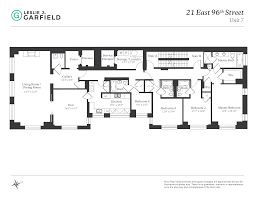 8 york street floor plans 21 east 96th street 7 new york ny 10128 upper east side