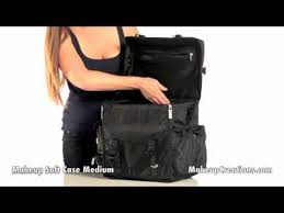 professional makeup carrier makeup cases professional soft medium best for makeup artists