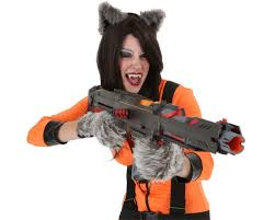 Girls Raccoon Halloween Costume Guardians Galaxy Costumes Rocket Raccoon U0026 Dancing