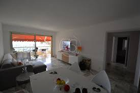 sea view living room two room apartment sea view croix des gardes in cannes