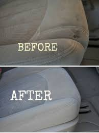 Car Interior Cloth Repair Best 25 Clean Car Upholstery Ideas On Pinterest Car Upholstery
