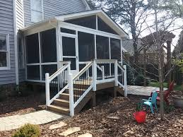 Screened Porches by Porch Builder Salt Lake City