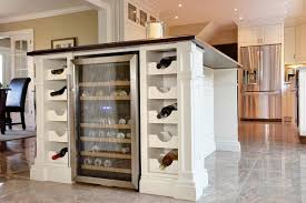 Kitchener Wine Cabinets  Post Rail Collection Dining - Kitchener wine cabinets