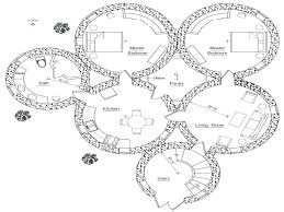 house plans further round house plans on real hobbit house floor