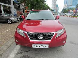 xe lexus ls460 vạn lộc auto chuyên mua bán phân phối oto cũ mới lexus rx350