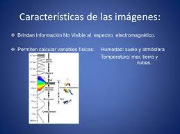 Imagenes Satelitales Caracteristicas | imagenes satelital