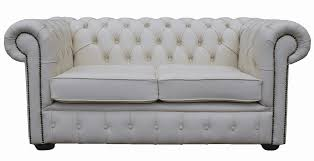 Chesterfield White Leather Sofa Sofa Ideas Leather Chesterfield Sofa