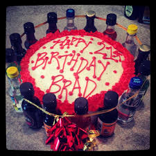Liquor Bottle Cake Decorations 100 Best Birthday Ideas Images On Pinterest Birthday Parties