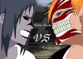 vs sasuke ichigo vs sasuke by kinoho by kinoho on deviantart