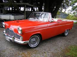 ford convertible ford zephyr convertible cars zephyrvictor pinterest ford
