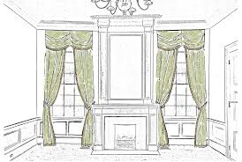 window treatment designs for a garden district home mcgrath ii blog