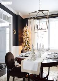 citrineliving holiday home showcase 2016 christmas home tour create a stunning table with elegant silvers and layers of crisp white