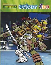 teenage mutant ninja turtles book ebay