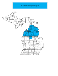 Map Of Northern Michigan by Job Opportunity Assistance Payments Worker 8 E10 Northern