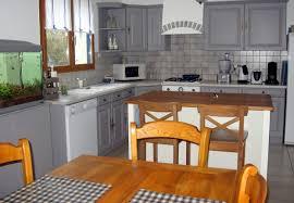 cuisine peinte en gris cuisine peinte en gris trendy cuisine peinte en gris with cuisine