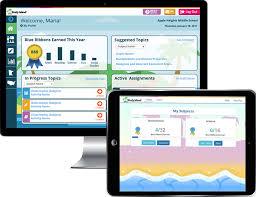 leading academic provider of standards based online learning