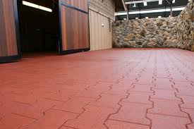 evopave rubber pavers for horses rubber flooring solutions