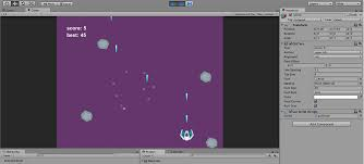 unity effects tutorial tutorial how to make a 2d space shooter in unity 1