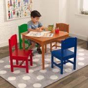 kidkraft nantucket table and chairs kidkraft nantucket table 4 chair set primary walmart com