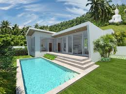 2 luxury villas for sale in chaweng noi koh samui thaivisa property